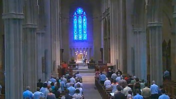 Cathedral Services Livestreamed